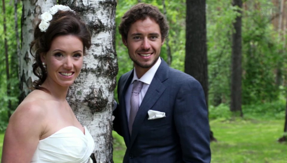 Selina Gasparin hat geheiratet