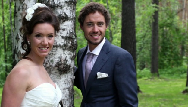 Video «Selina Gasparin hat geheiratet» abspielen