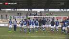 Video «Lausanne siegt gegen Vaduz» abspielen