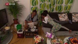 Video «Eine Überlebende von Salez, ein Jahr danach» abspielen