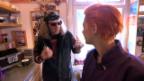 Video ««Eiskalt serviert»: Der Rocker-Kühlschrank von Chris von Rohr» abspielen