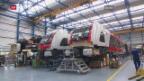Video «Grossauftrag für Stadler Rail» abspielen