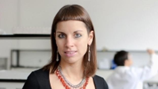 Gespräch mit Greta Patzke, Professorin für anorganische Chemie (Barbara Seiler, 26.4.2013)