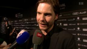 Video «Auftakt des 9. «Zurich Film Festival»» abspielen