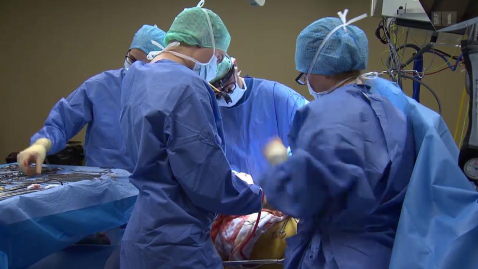 Fallzahlen im Spital - Problem für kleine Krankenhäuser?