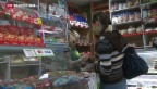 Video «Ukrainer müssen Gürtel enger schnallen» abspielen