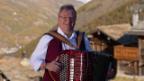 Video «Eine musikalische Reise mit dem Walliser Original «Z'Hansrüedi»» abspielen