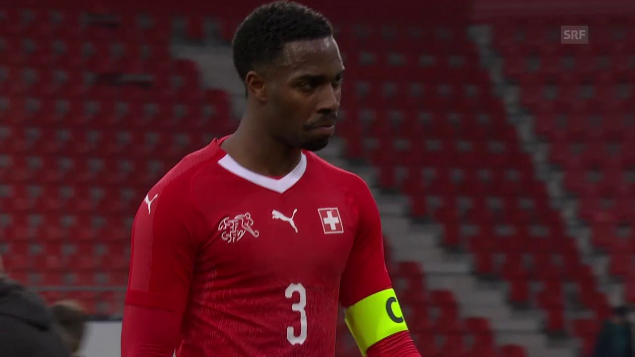 Portugal dreht Partie gegen die Schweiz
