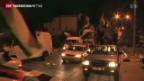 Video «Beginn der Friedensgespräche in Jerusalem» abspielen