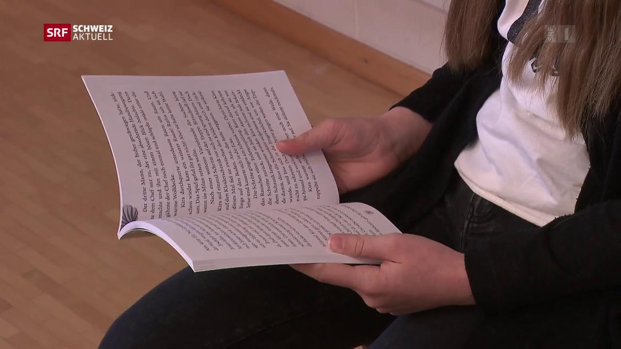 Autorin mit 11 Jahren
