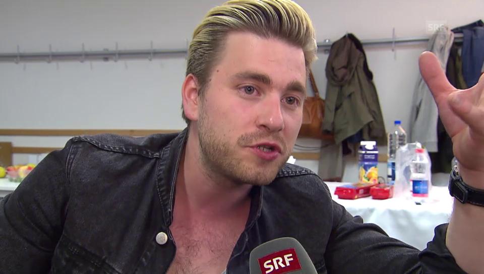 Baschi: «Ich habe mit der ganzen Schweiz geredet.»