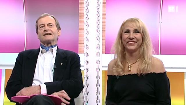 «Ich oder Du»: Felix Guyer und Vera Dillier