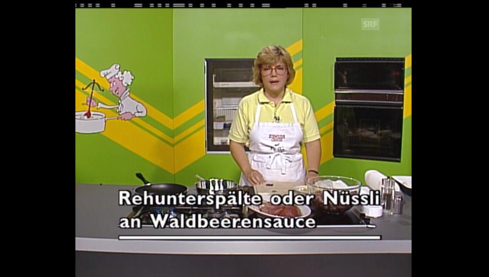 Schwiizer Chuchi mit Irene Dörig: Folge 7