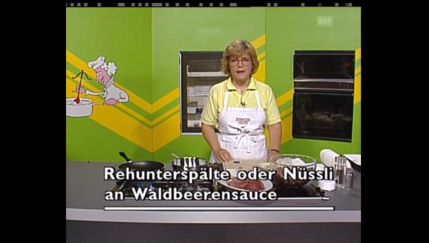 Video «Schwiizer Chuchi mit Irene Dörig: Folge 7» abspielen