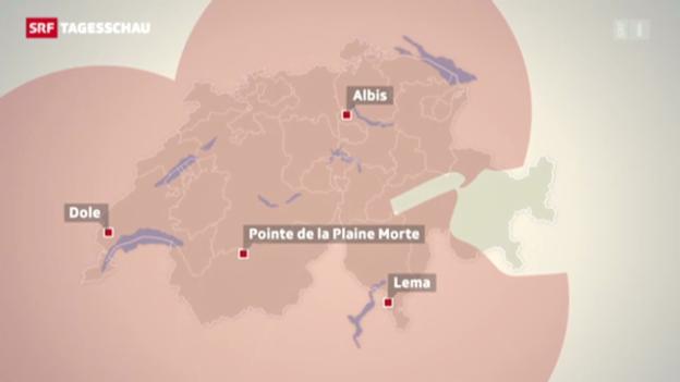 Video «Ein neuer Wetterradar für die Plaine Morte» abspielen