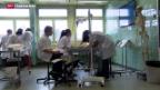 Video «Mehr Studienplätze gegen den Ärztemangel» abspielen