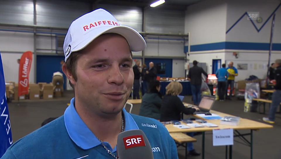 Ski-Stars zum Rücktritt von Daniel Albrecht