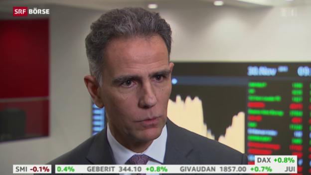 Video «SRF Börse vom 30.11.2015» abspielen