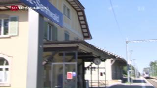 Video «Nach Brandattacke im Zug » abspielen