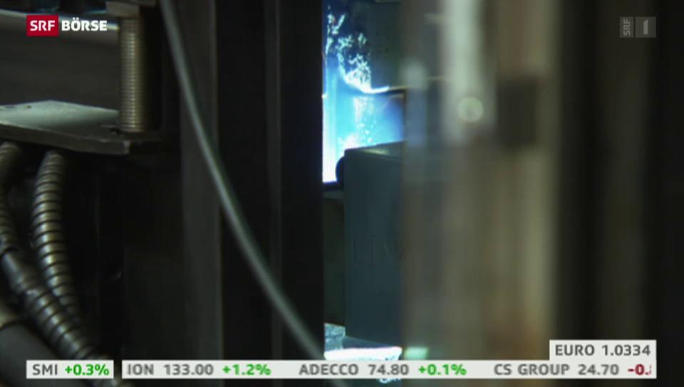 SRF Börse vom 01.06.2015