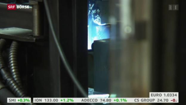 Video «SRF Börse vom 01.06.2015» abspielen