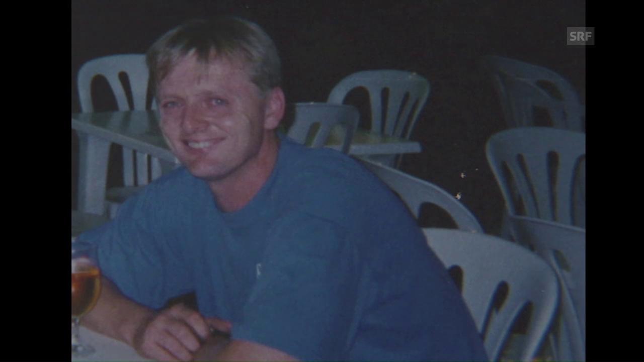 Andreas Reichardt, † 8. Juni 2000