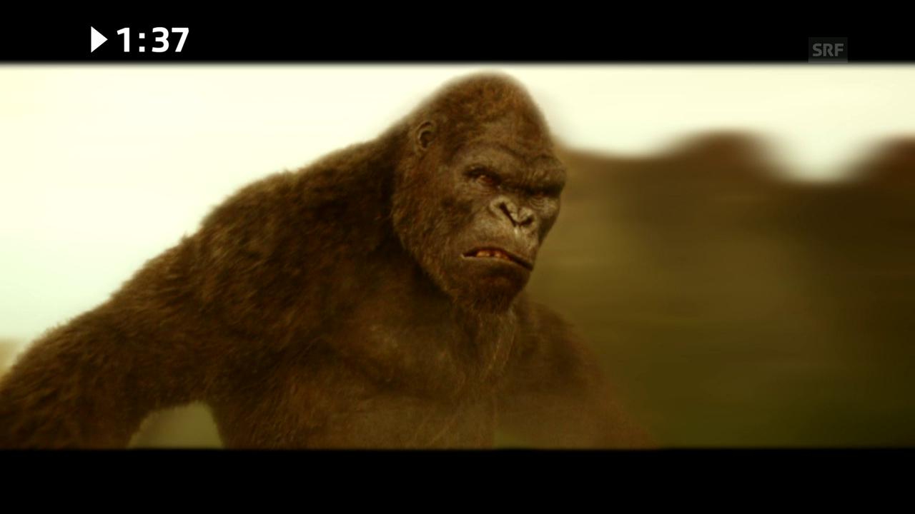 Filmstart diese Woche: «Kong: Skull Island»
