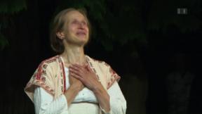 Video «Dimitri: Theater zu Ehren des verstorbenen Clowns» abspielen