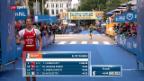 Video «Triathlon: Nicola Spirig in Rotterdam» abspielen