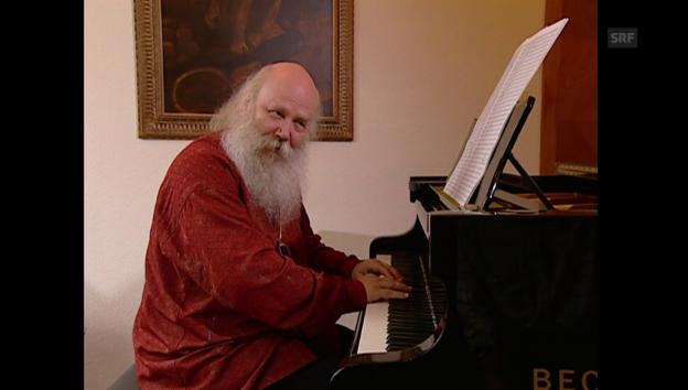 Video «Dossier Orchester: Musik komponieren (3/4)» abspielen