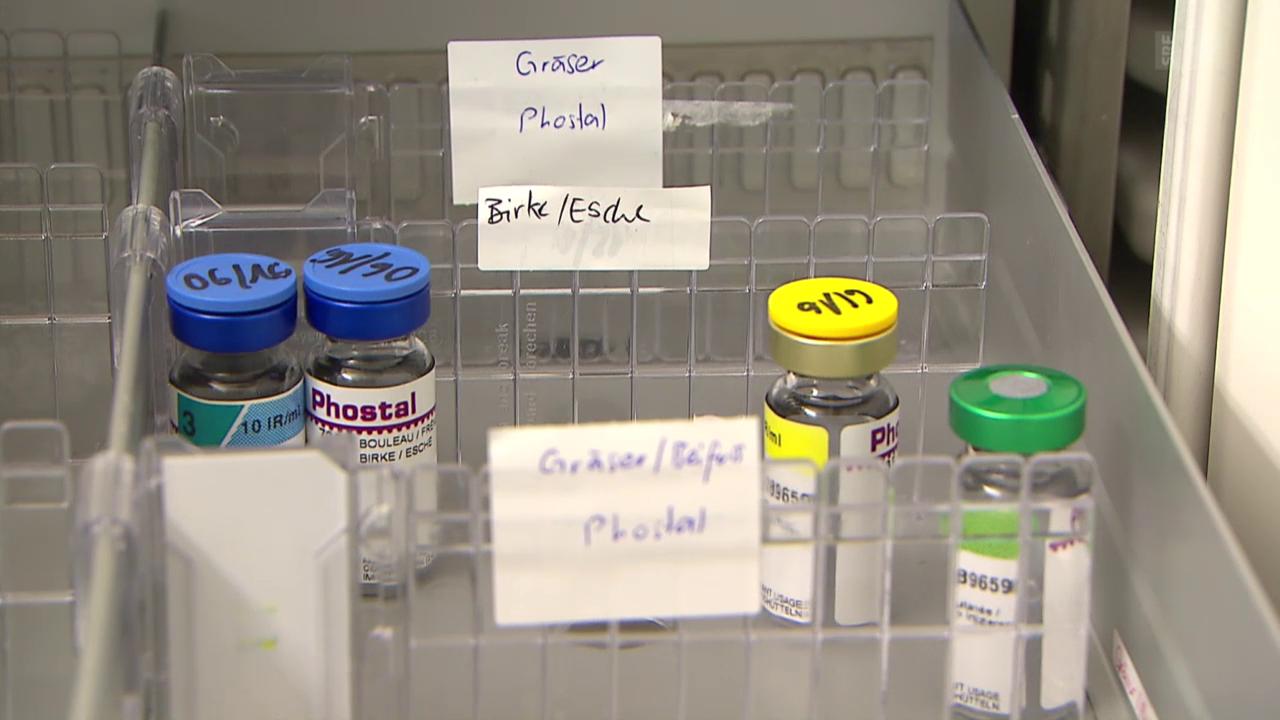 Wirkstoffmangel in der Immuntherapie