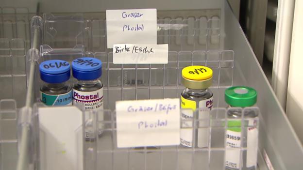 Video «Wirkstoffmangel in der Immuntherapie» abspielen