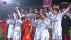 Video «Fussball: Klub-WM in Marokko» abspielen