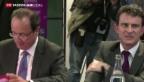 Video «Hollande reagiert auf Wahlschlappe» abspielen