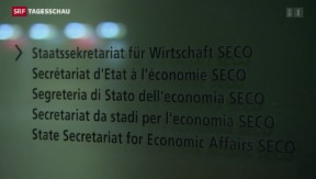 Video «Korruptionsverdacht im Seco» abspielen