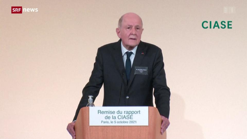 Kirche Frankreichs wegen Missbrauchsfällen erschüttert