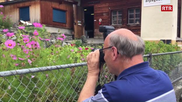 Laschar ir video «Gion Nutegn Stgier, journalist e fotograf laic»