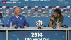 Video «Siegesdruck für Seleção» abspielen