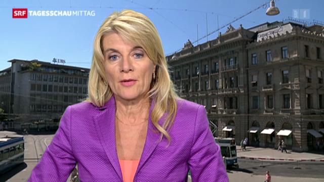 SRF-Wirtschaftsredaktorin Marianne Fassbind zum Abkommen