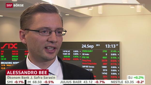 Video «SRF Börse vom 24.09.2013» abspielen