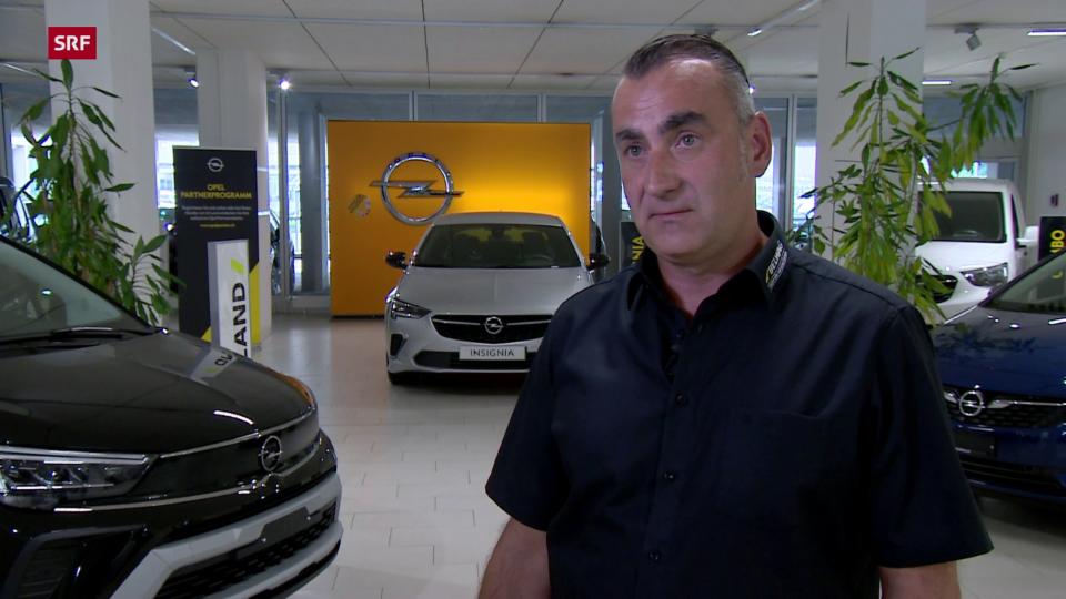 Frage an Andreas Luder, Garage Belwag: Was können Kunden in einer solchen Situation tun?
