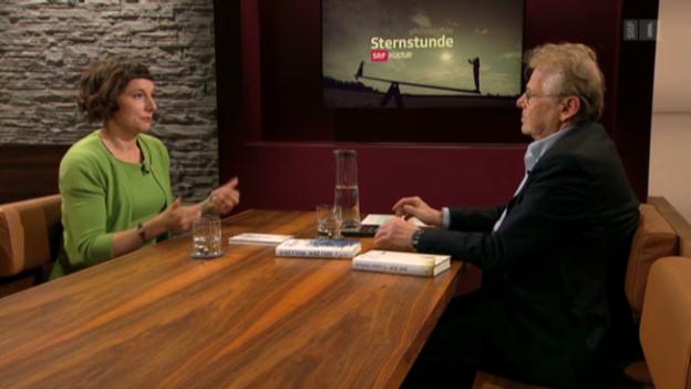 Video «Juli Zeh im Gespräch mit Daniel Cohn-Bendit – die Grenzen der Freiheit» abspielen