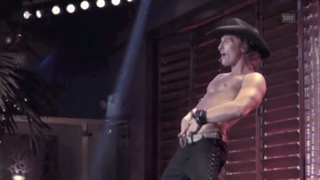 Video «Steckbrief McConaughey» abspielen