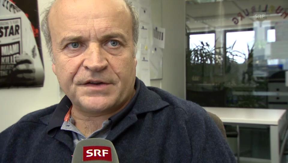 Gerald Tippelmann über den Zustand von Michael Schumacher