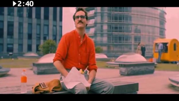 Video «Keine 3 Minuten: «Her»» abspielen