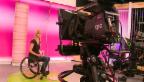 Video «Edith Wolf-Hunkeler: Herzklopfen im Fernsehstudio» abspielen