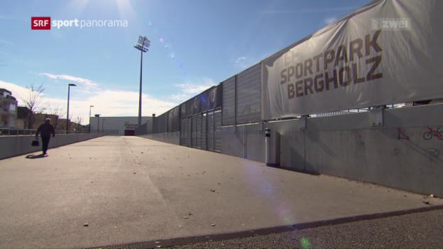 Video «Der Challenge-Ligist FC Wil ist am Boden» abspielen
