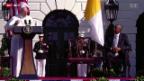 Video «Papst predigt gegen Umweltsünder» abspielen