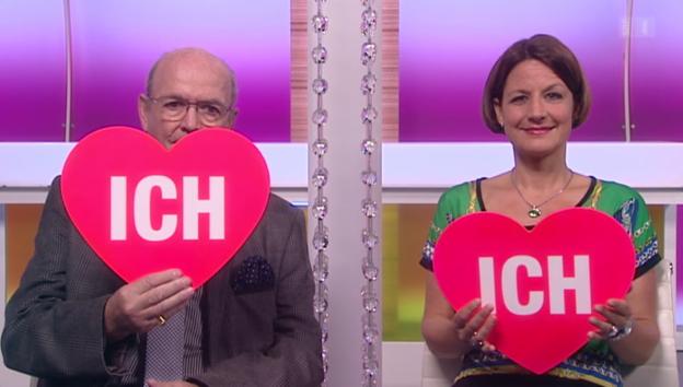 Video «Sepp Trütsch und Tochter Angela» abspielen