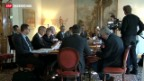 Video «Schweizer Banken verlieren viel Geld an Grossbritannien» abspielen